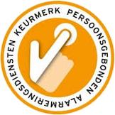 Alarmeringsdiensten Keurmerk Persoonsgebonden