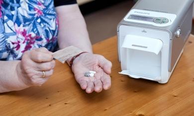 Medicatiedispenser steeds vaker ingezet in de thuiszorg